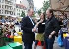 Und auch BzStR Falko Liecke (Jugend/Gesundheit ist interessiert.