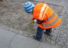 und halfen kräftig mit, die Harzer Ecken zu säubern