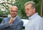 Dr. Fritz Felgentreu & Siegfried Klaßen