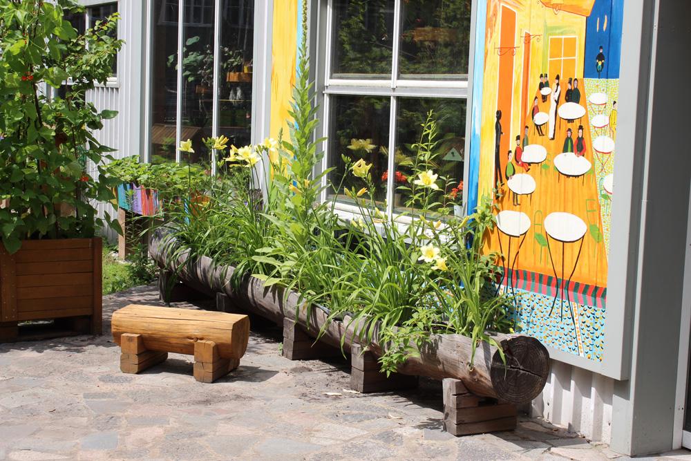 TEUPE Lern und Erlebnisgarten